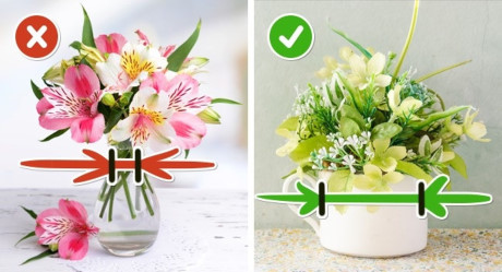 A collection of nice tips to help keep flowers fresh and housewives are loving it