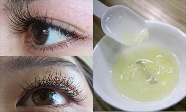 A miraculous mixture that prevent eyelash extensions from falling off